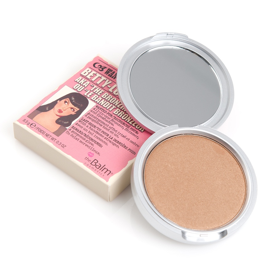 "theBalm Betty Lou Manizer aka ""The Bronzing Bandit"" Bronzer, Shimmer & Eyeshadow (8,5g)"