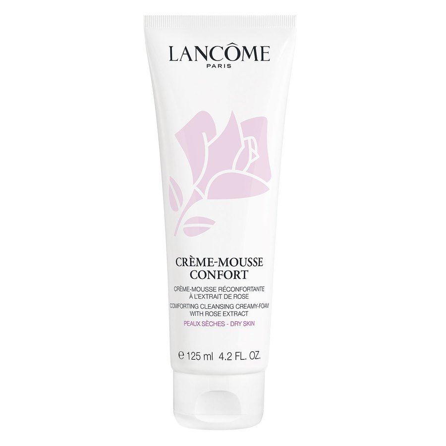 Lancôme Creme Mousse Confort Cleansing Foam Dry Skin 125ml