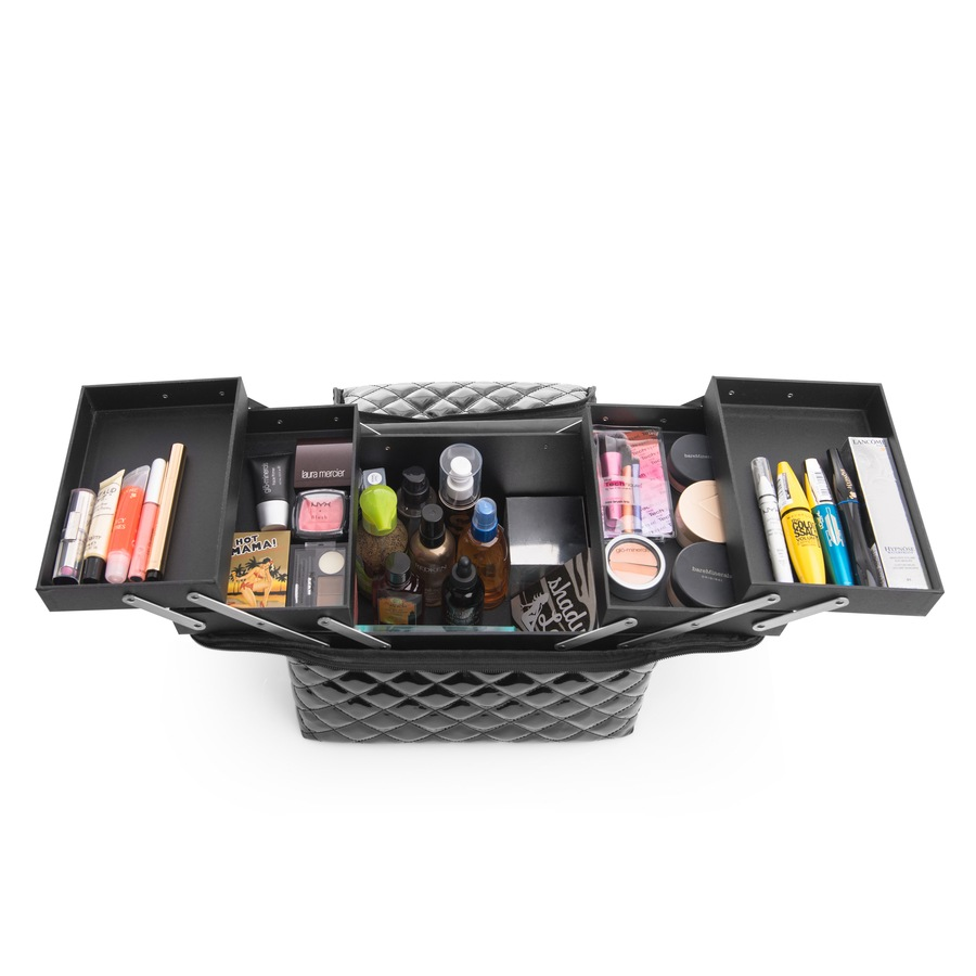 Shelas Leather Cosmetic Case
