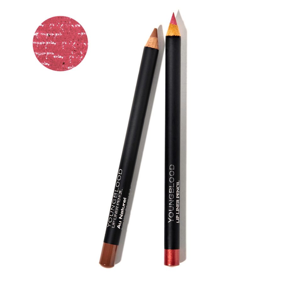 Youngblood Lip Liner Pencil, Truly Red