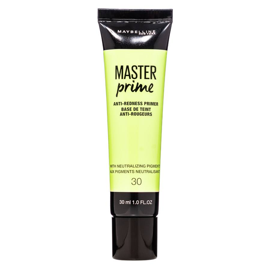 Maybelline Master Prime Anti Redness Primer Base 30ml