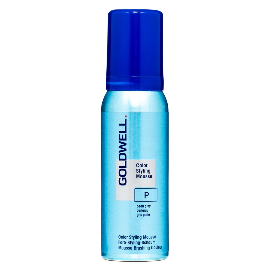 Goldwell Color Styling Mousse, P Pearl Grey (75 ml)