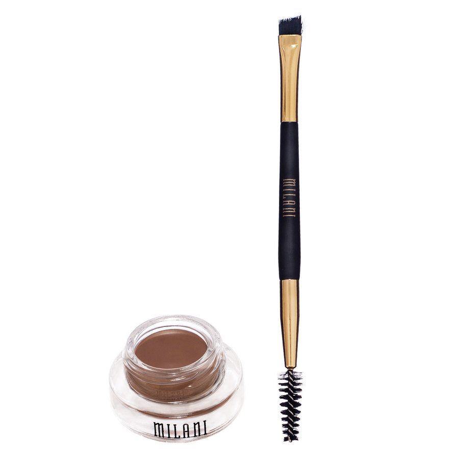 Milani Stay Put Brow Color, Medium Brown 03 (2,6 g)