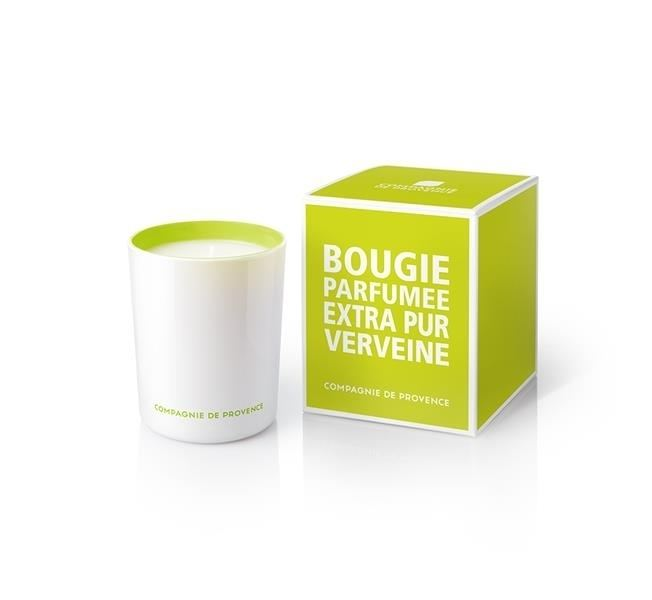 Compagnie De Provence Scented Candle, Fresh Verbena (180 g)