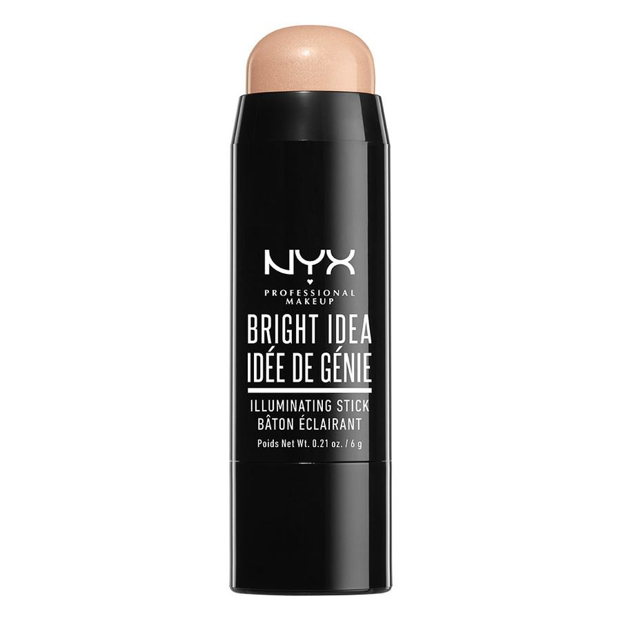 NYX Professional Makeup Bright Idea Illum. Stick Chardonnay Shimmer, BIIS05 (6 g)