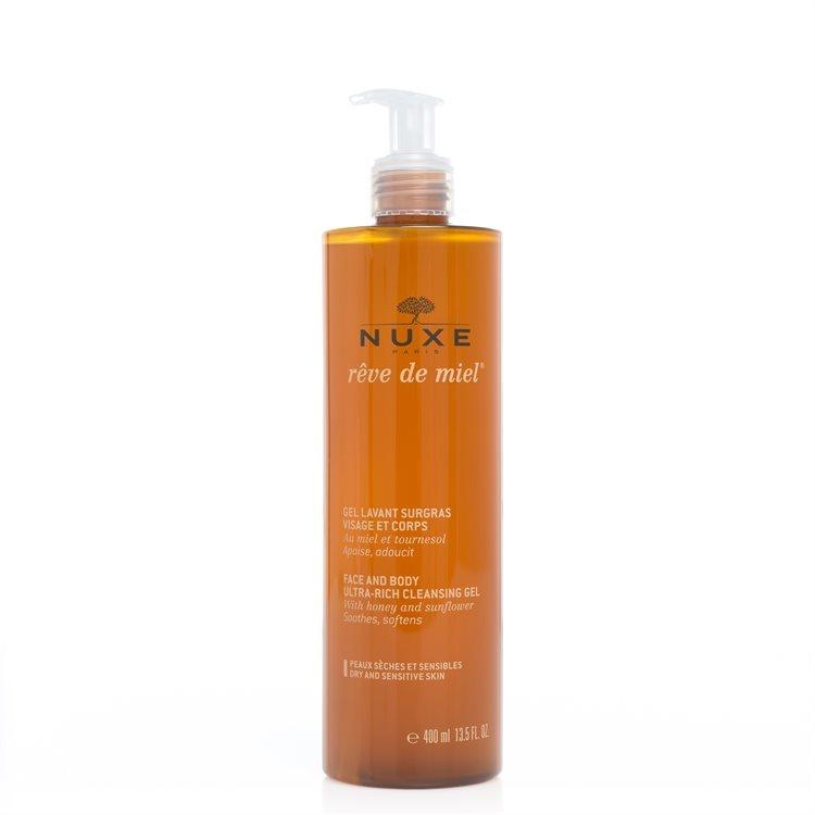 NUXE Face And Body Ultra Rich Reinigungsgel (400 ml)