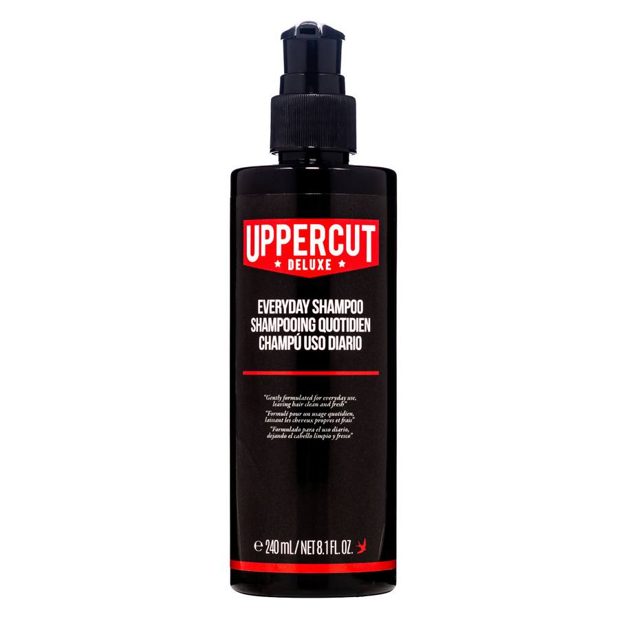 Uppercut Deluxe Everyday Shampoo (240 ml)