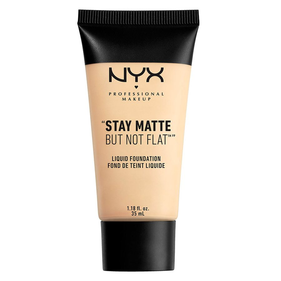 NYX Professional Makeup Stay Matte But Not Flat Liquid Foundation Ivory 35 ml SMF01