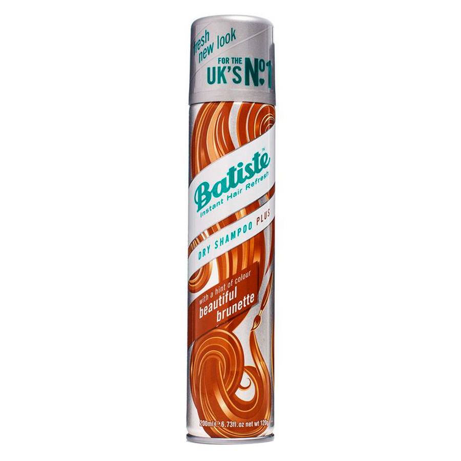 Batiste Dry Shampoo Plus Beautiful Brunette (200 ml)