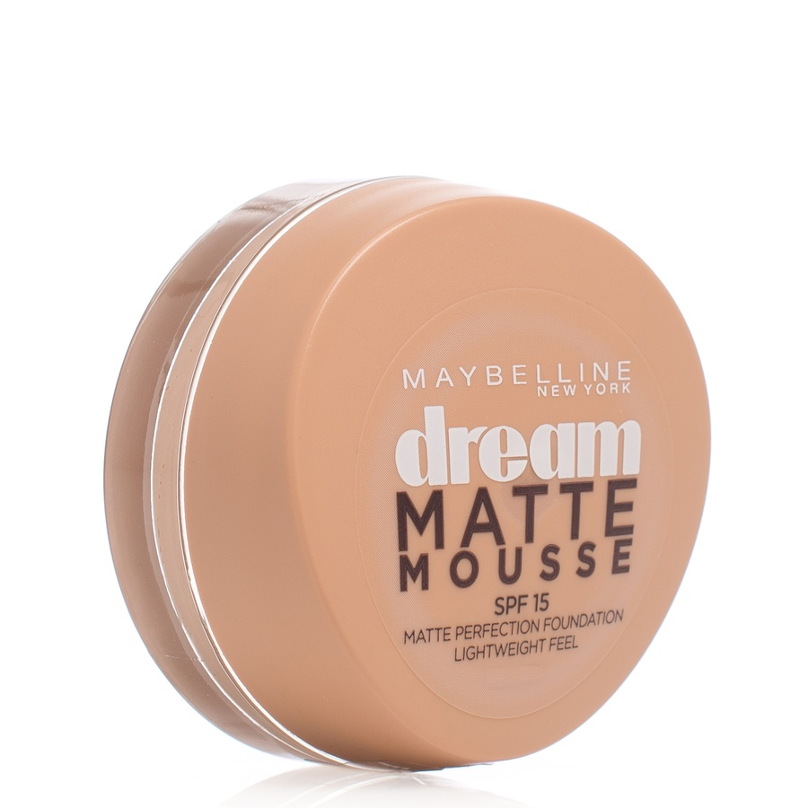 Maybelline Dream Matte Mousse (18 ml), 10 Ivory