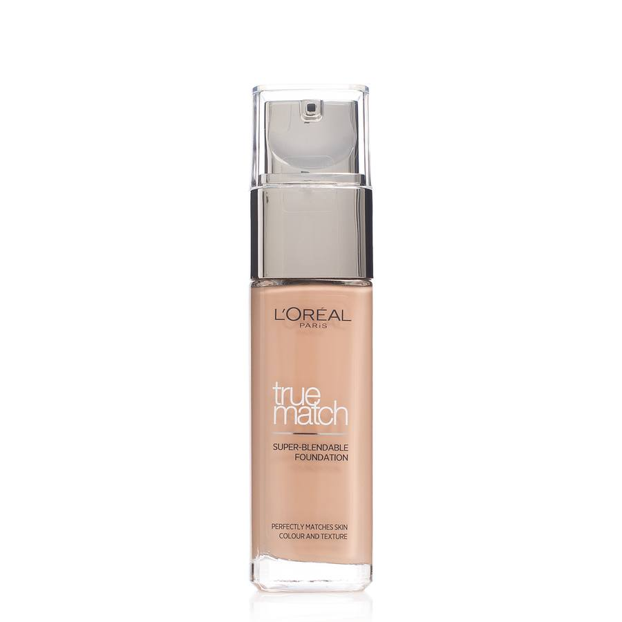 L'Oréal Paris True Match Liquid Foundation, C3 Rose Beige