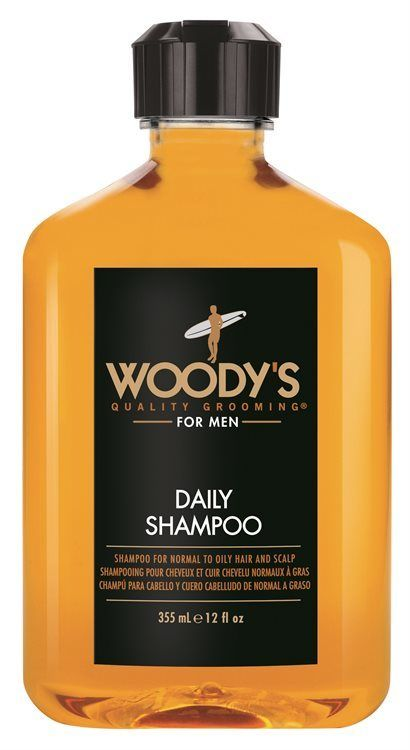 Woody's Daily Shampoo (355 ml)