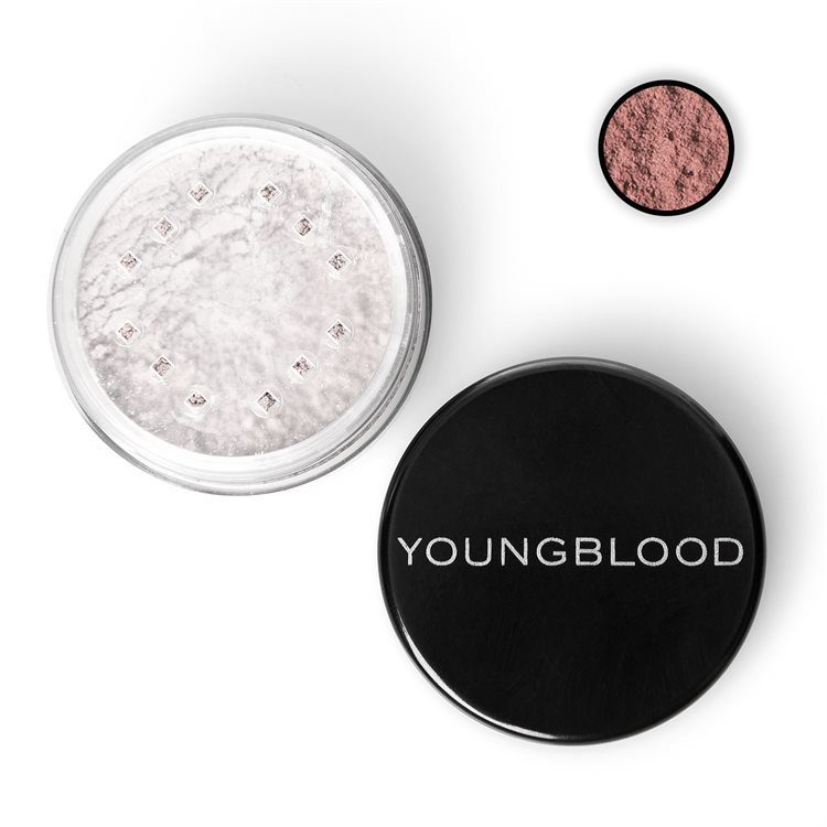 Youngblood Crushed Mineral Blush, Plumberry