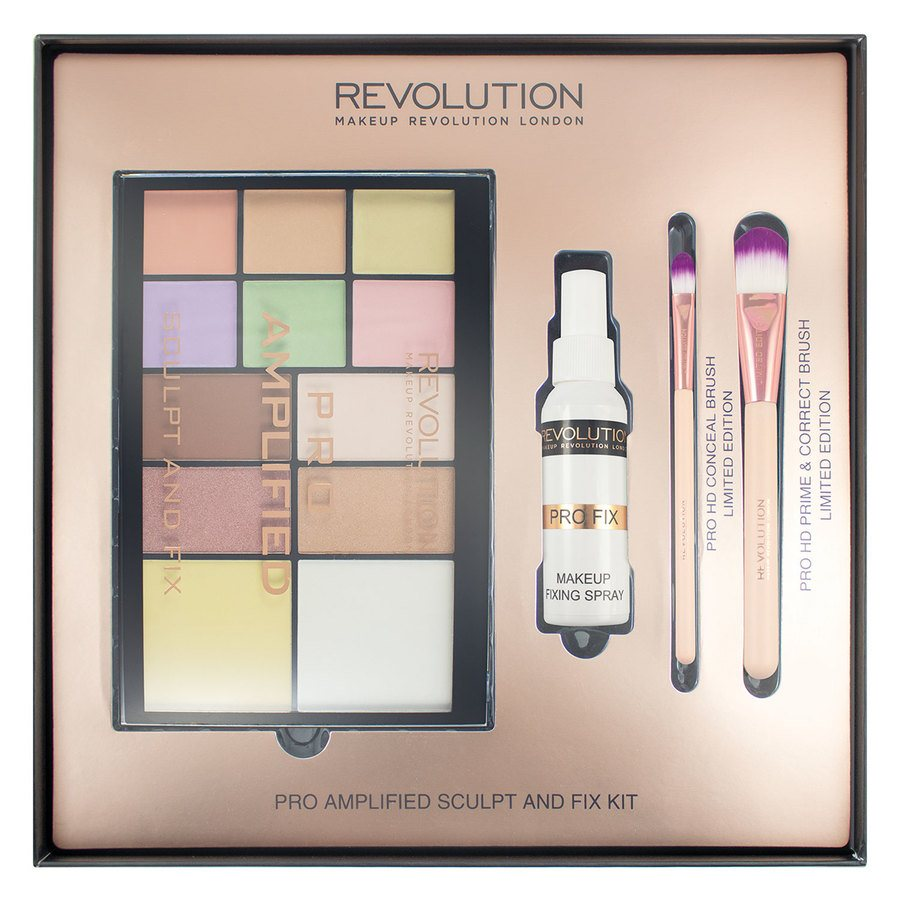 Makeup Revolution Amplified Sculpt & Fix