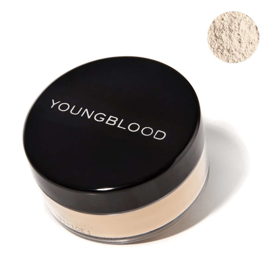 Youngblood Mineral Rice Setting Powder (10 g), Light