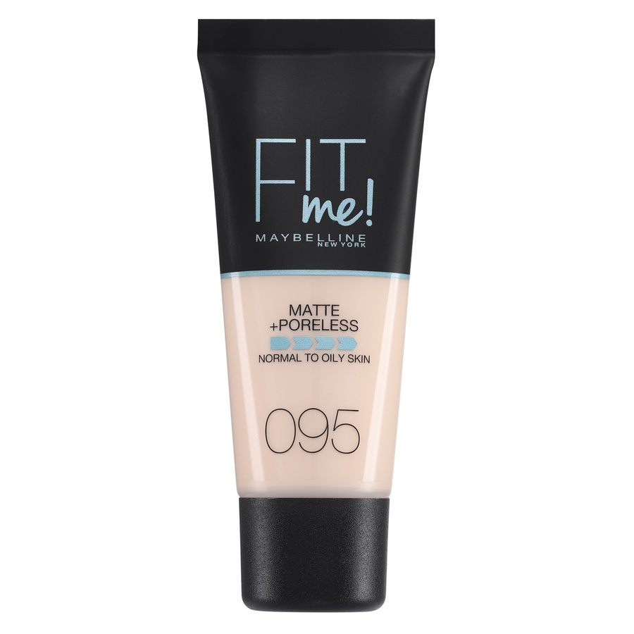 Maybelline Fit Me Makeup Matte + Poreless Foundation, 95 (30 ml Tube)