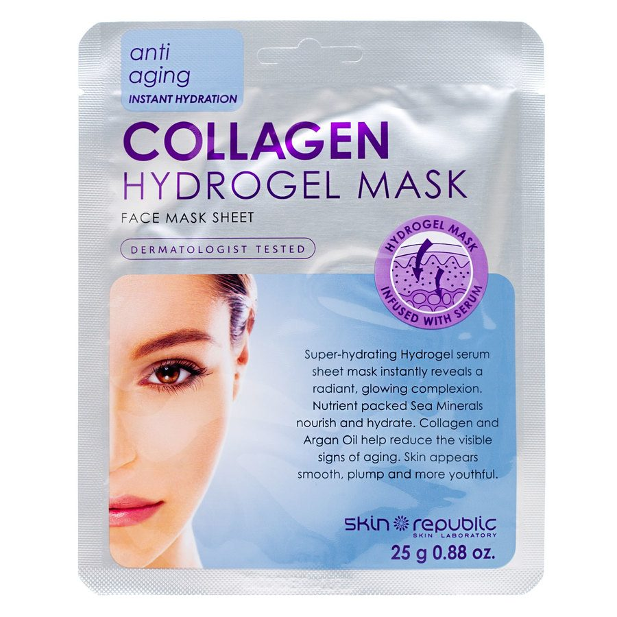 Skin Republic Collagen Hydrogel Face Mask 25g