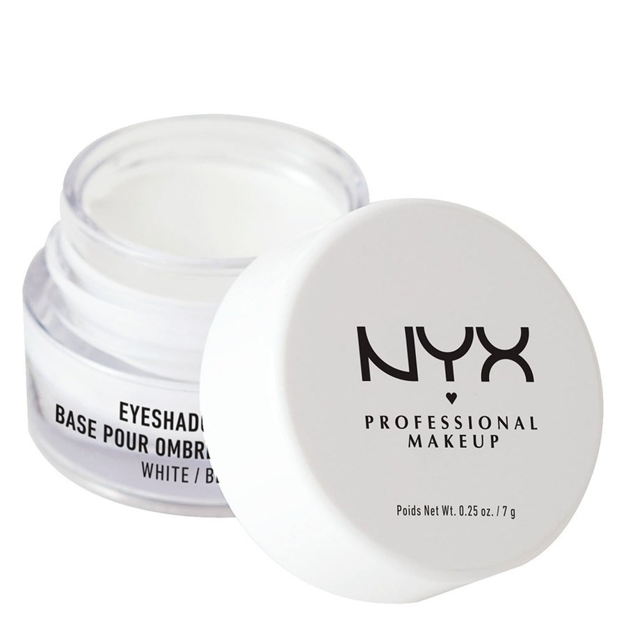 NYX Professional Makeup Eye Shadow Base, White