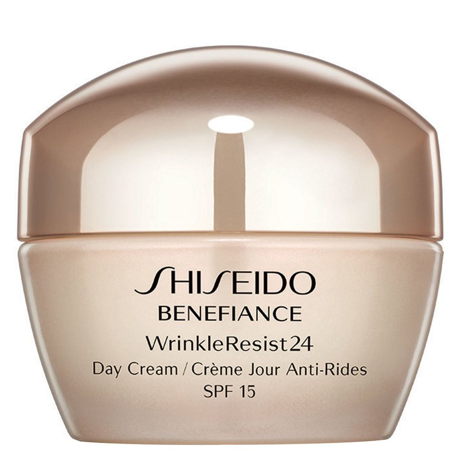 Shiseido Benefiance WrinkleResist24 Day Cream SPF 15 50ml