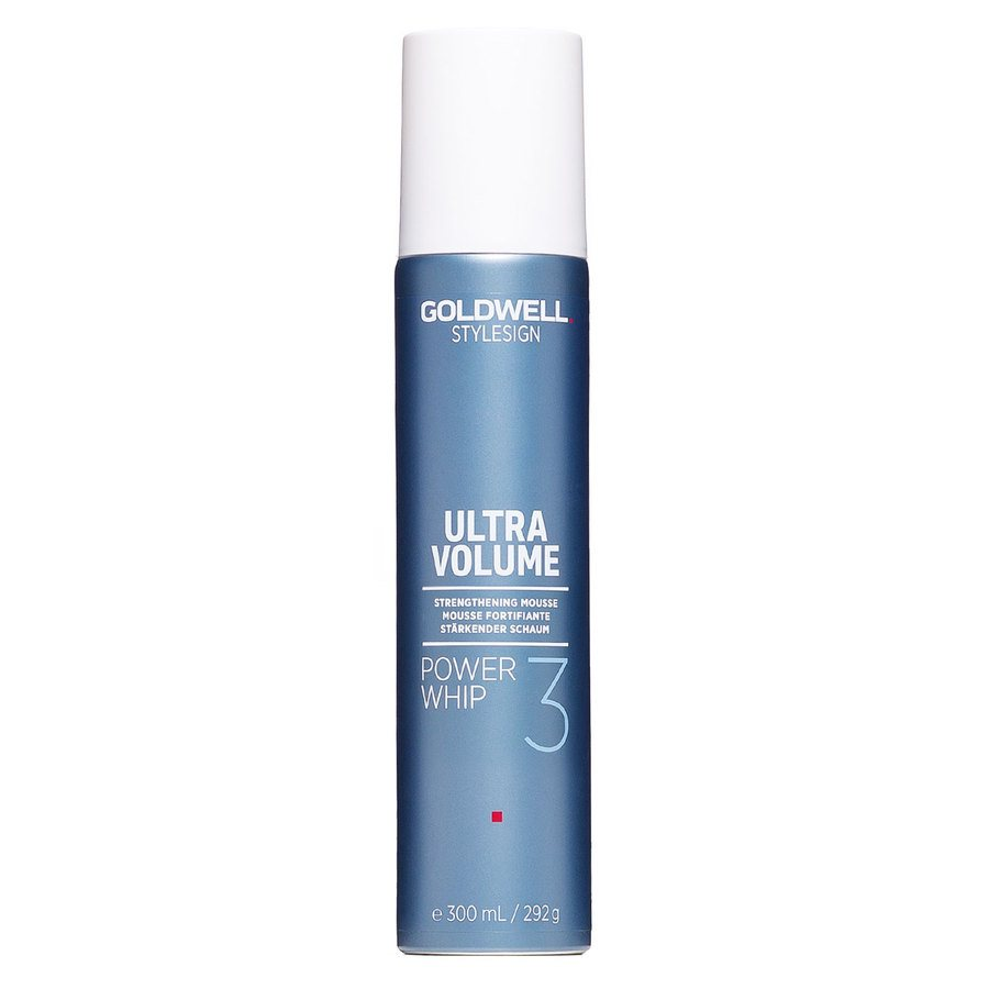 Goldwell Stylesign Ultra Volume Power Whip Strengthening Mousse (300 ml)