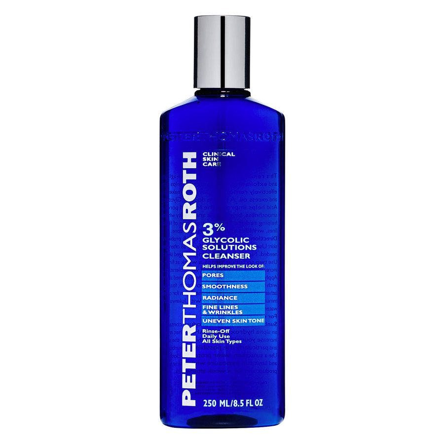 Peter Thomas Roth Glycolic Acid 3% Facial Wash Reinigungsgel (250 ml)