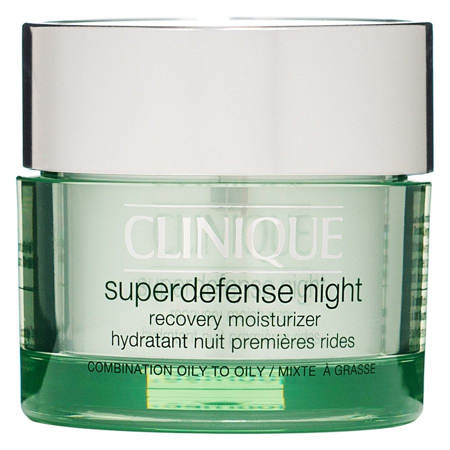 Clinique Superdefense Night Recovery Moisturizer Oily & Combination Oily Skin (50 ml)