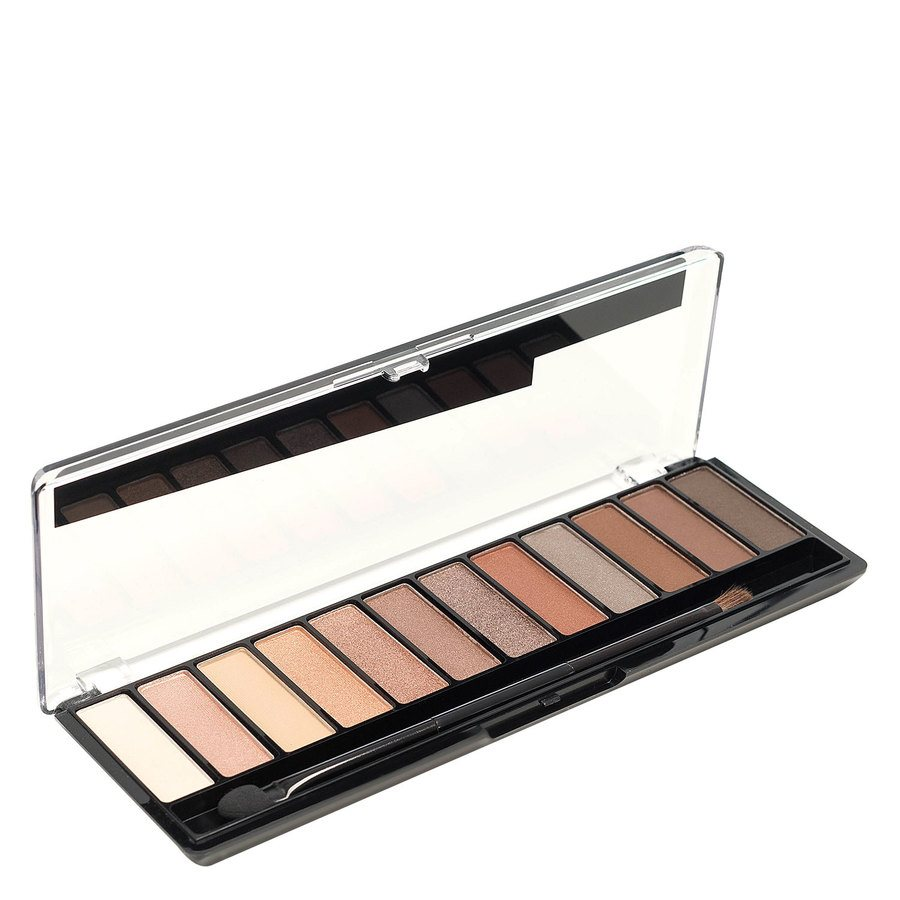 Rimmel Magnif'eyes Eyeshadow Palette, Nude Edition (14 g)