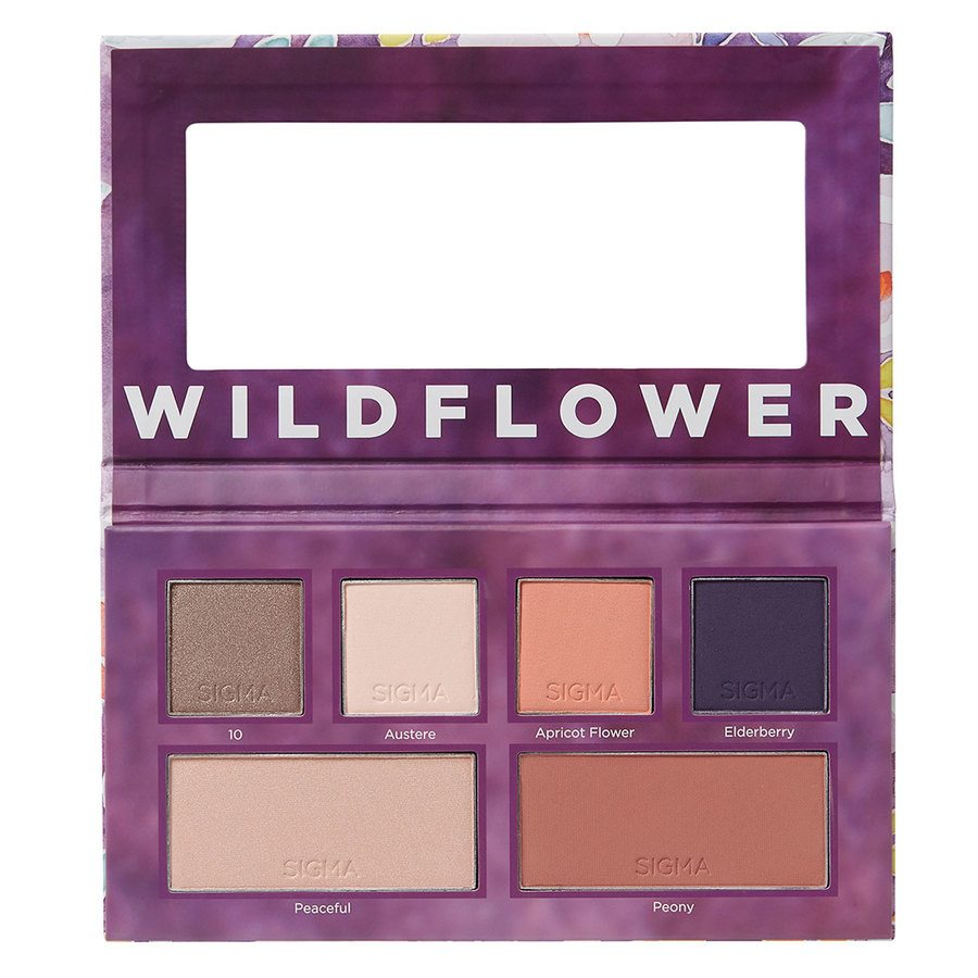 Sigma Wildblume Eye & Cheek Palette in limitierter Auflage (30 g)