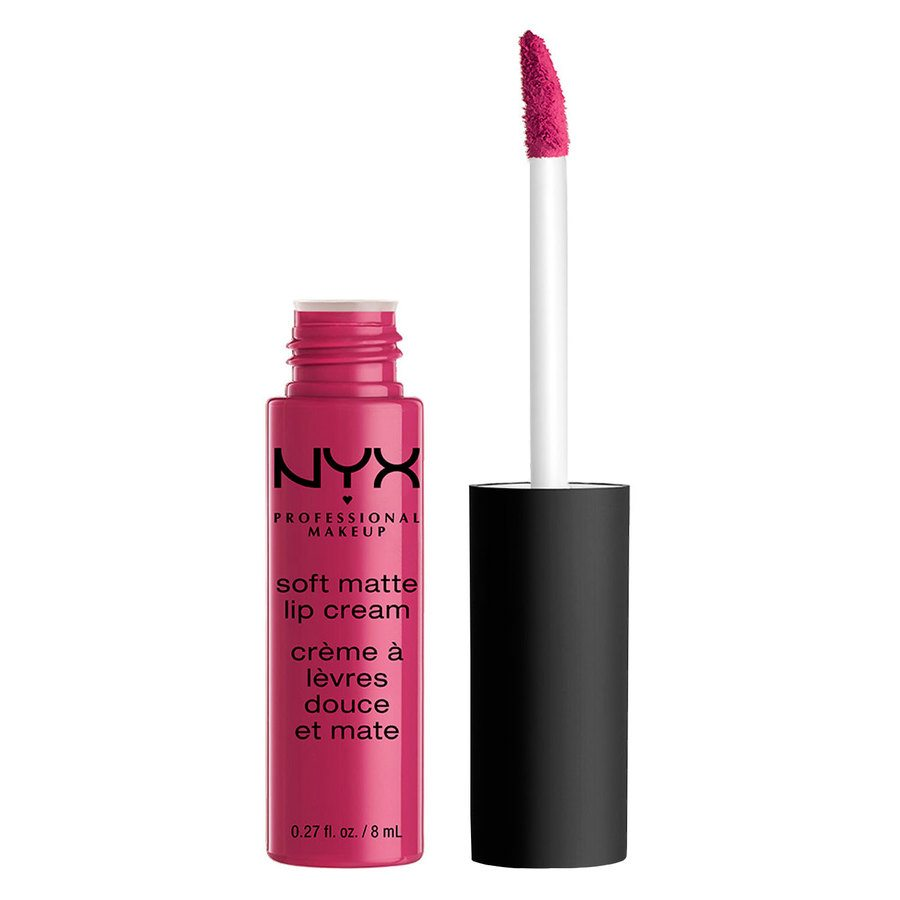NYX Professional Makeup Soft Matte Lip Cream, Prague