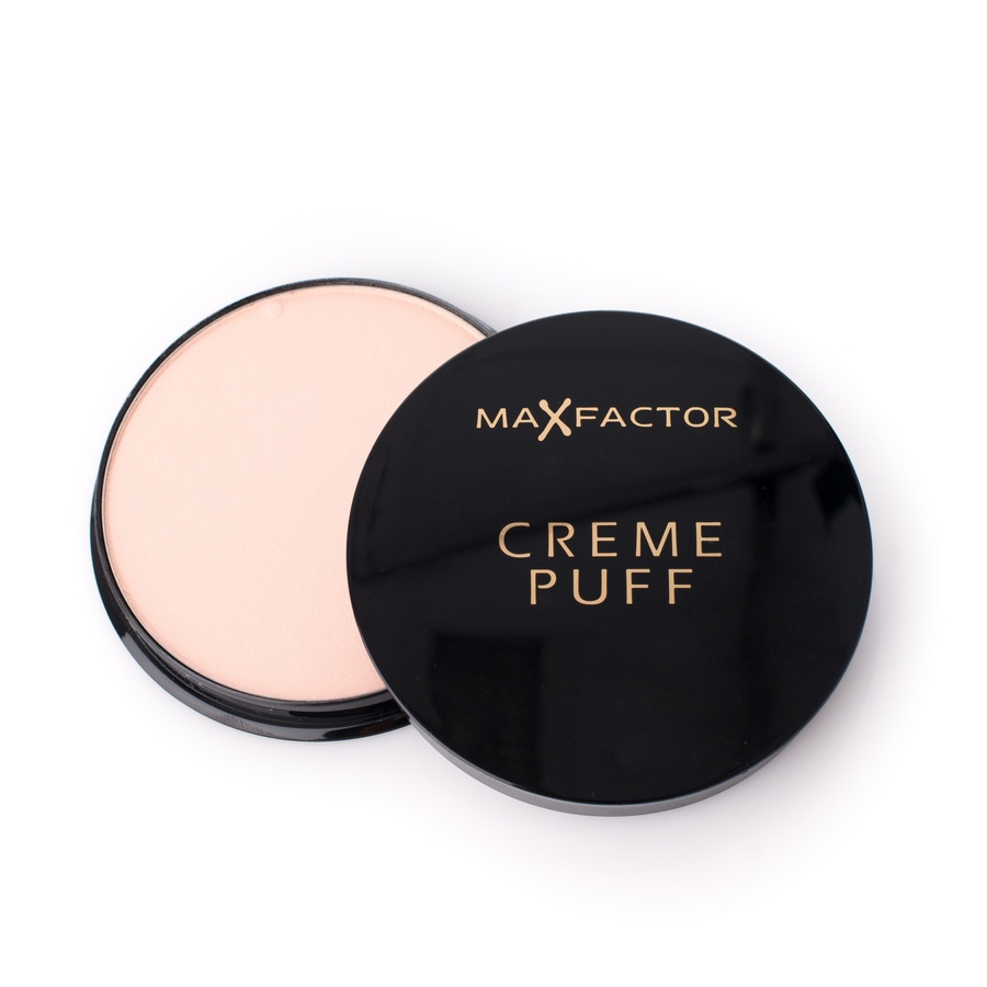 Max Factor Creme Puff Pressed Powder, 085 Light 'N Gay