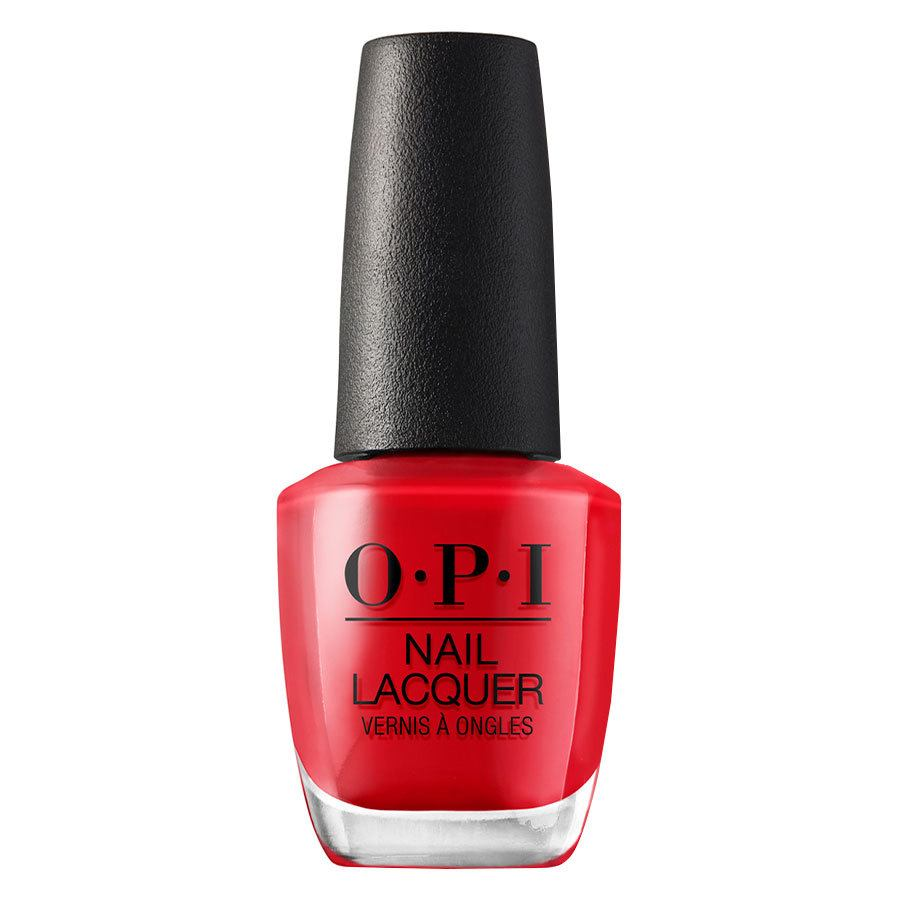 OPI Scotland Collection, Red Heads Ahead (15 ml)