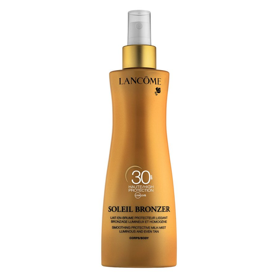 Lancôme Soleil Bronzer Sun Protection Body Lotion SPF30