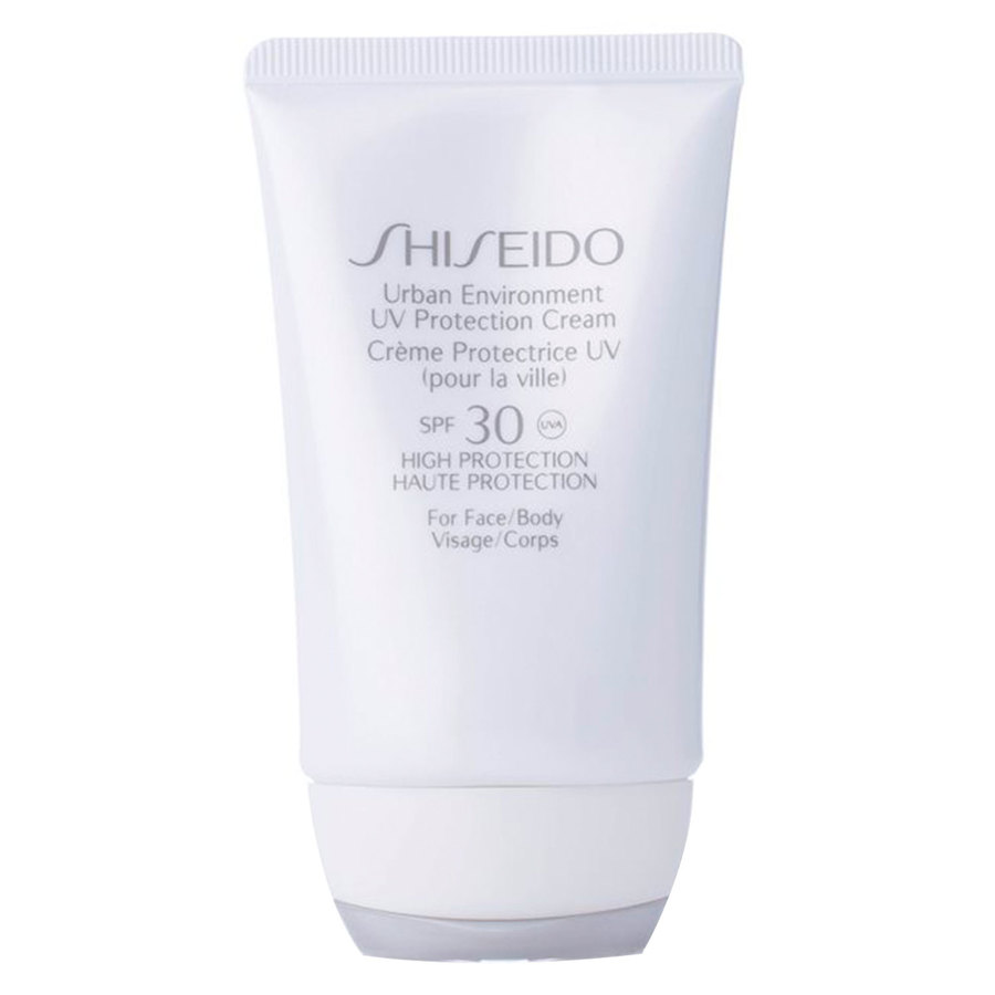 Shiseido Global Suncare Urban Environment UV Protection Cream SPF30 (50 ml)