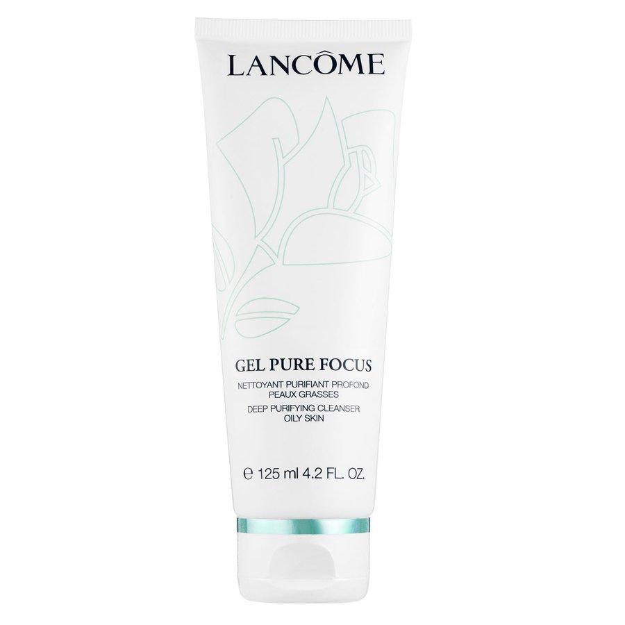 Lancôme Pure Focus Cleansing Gel Oily Skin (125 ml)