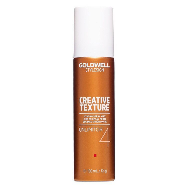 Goldwell Stylesign Creative Texture Unlimitor Strong Spray Wax (150 ml)