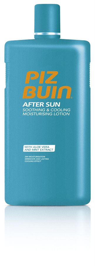 Piz Buin After Sun Soothing & Cooling Moisturizing Lotion (400 ml)