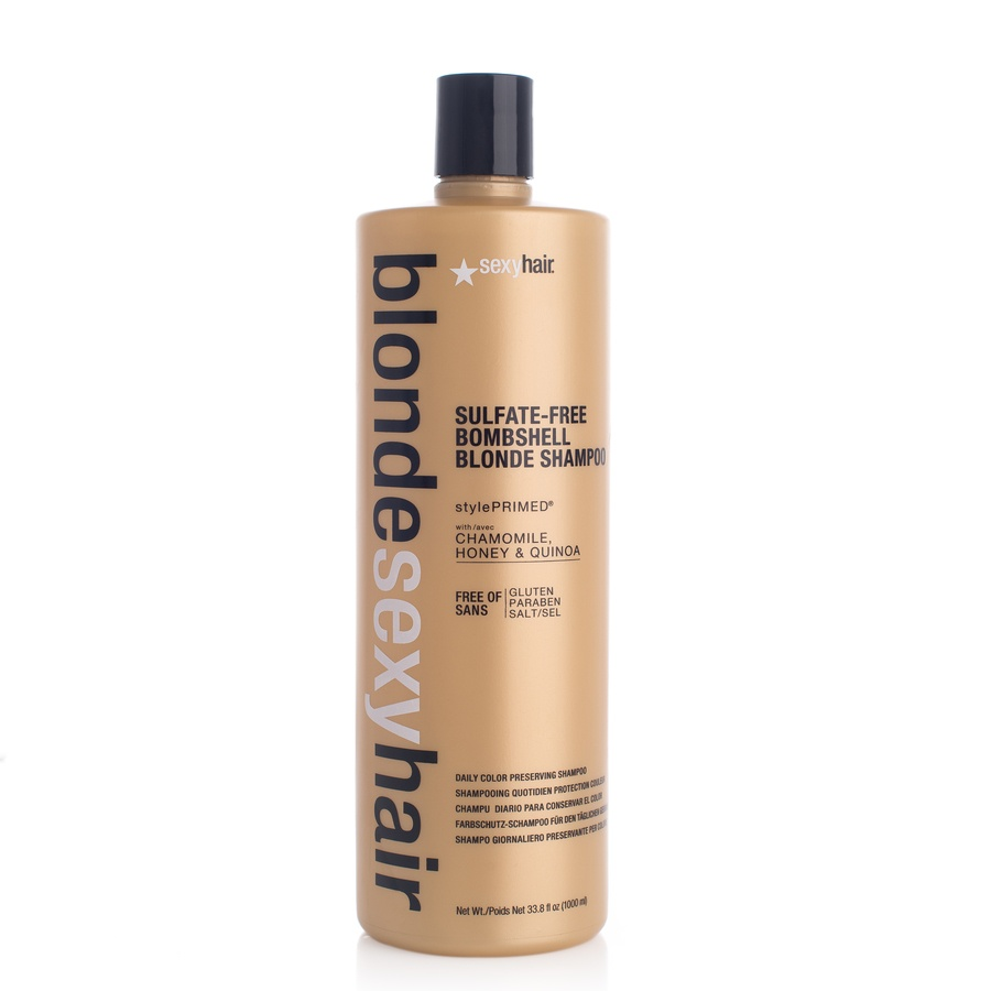 Sexy Hair Blonde Shampoo (1000 ml)
