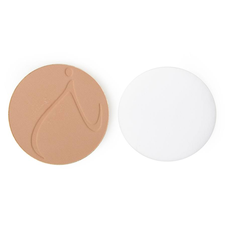 Jane Iredale PurePressed Base Mineral Powder SPF 20 (9,9 g) Nachfüllpack, Teakwood
