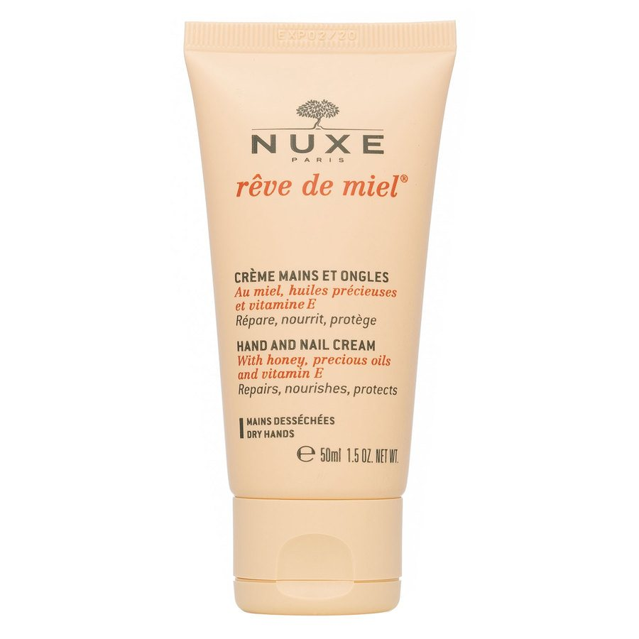 NUXE Rêve de Miel Hand and Nail Cream 50 ml