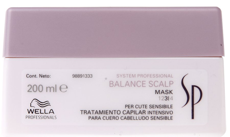 Wella SP Balance Scalp Mask (200 ml)