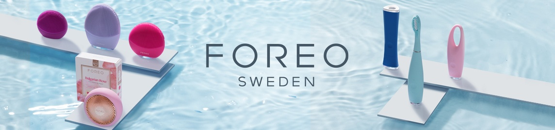 Foreo banner